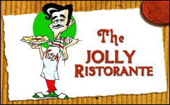THE JOLLY RESTAURANT